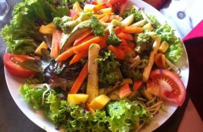 alimentação organica