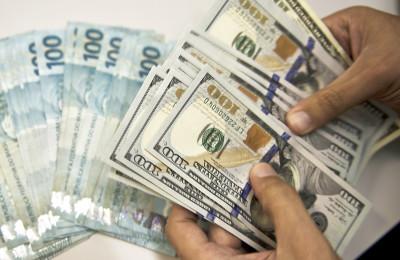 BRAZIL-ECONOMY-REAL-DOLLAR