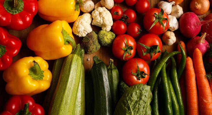 Vegetais agricolas
