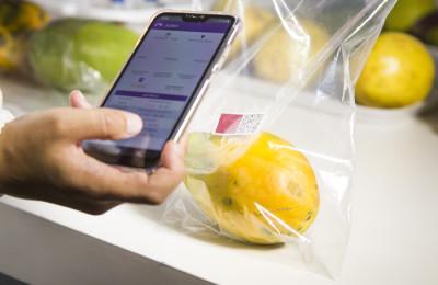 Sensor para frutas