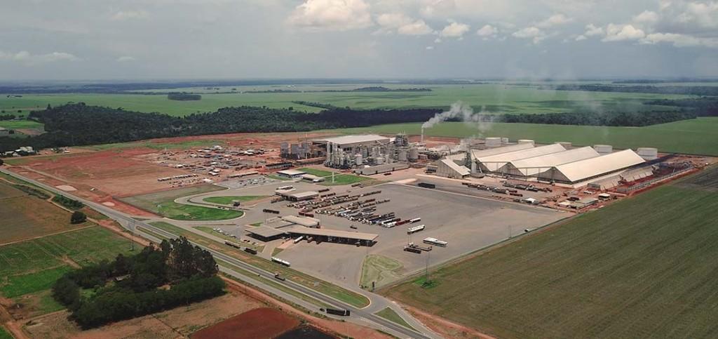Um dos maiores players de processamento de milho para produção de etanol da América Latina - a Inpasa está equipada com sistema de termometria e aeração da Fockink.